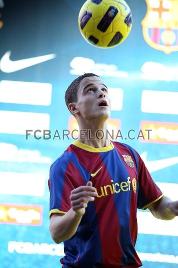 F.C Barcelona Mes que un Club.