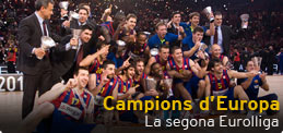 Campions d'Europa