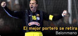 Especial David Barrufet