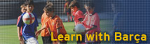 Learn with Barça