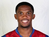 Eto'o receives Spanish nationality