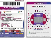 Fc barcelona tickets discount code