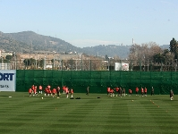 First team moves into new Ciudad Deportiva training venue