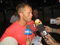 Gudjohnsen ready for August 12