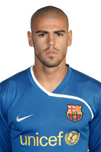 Image associated to news article on:  Victor Valdes Arribas