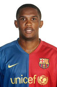 Image associated to news article on:  Samuel Eto'o Fils