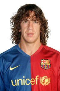 Carles Puyol on Personal Details Name Carles Puyol Saforcada Position Defensa Place Of