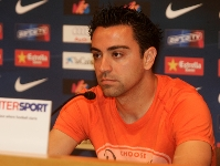 Xavi: �We�re coming into the final in great shape�