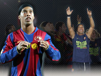 Agreement in principle for Ronaldinho transfer