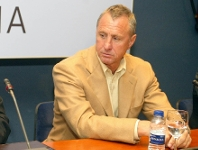 Cruyff to be honoured next Thursday