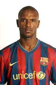 Image associated to news article on:  �ric Abidal