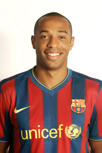 Image associated to news article on:  Thierry Henry