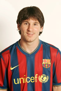 Image associated to news article on:  Lionel Andr�s Messi