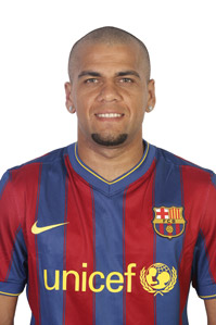 Image associated to news article on:  Daniel Alves da Silva