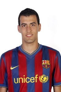 Image associated to news article on:  Sergio Busquets Burgos