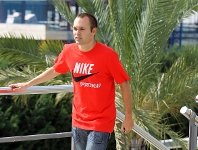 "Iniesta: ""My objectives are collective"""