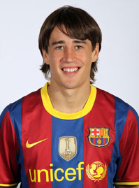Image associated to news article on:  Bojan Krkic P�rez