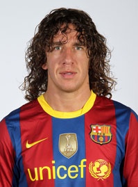 Image associated to news article on:  Carles Puyol Saforcada