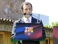 Image associated to news article on:  Sandro Rosell i Feliu (2010 - )