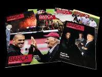 Image associated to news article on:  'BARÇA' Magazine