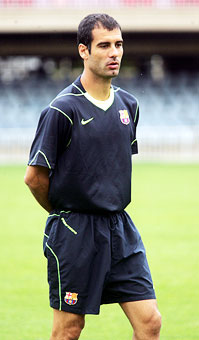Image associated to news article on:  Josep Guardiola (2008-)