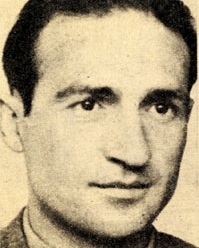 Image associated to news article on:  Ramón Guzmán (1941-42)