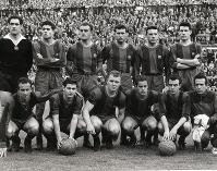 Image associated to news article on:  From the construction of the Camp Nou to the 75th anniversary (1957-1974)