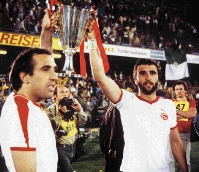 Image associated to news article on:  From the 75th Anniversary to the European Cup (1974-1992)