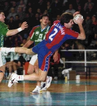 Image associated to news article on:  HISTORY OF THE HANDBALL SECTION