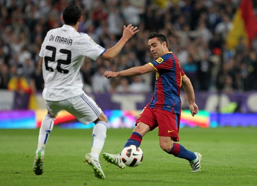 "Xavi: ""We were the better side"""