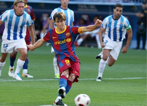 Bojan, transferred to AS Roma