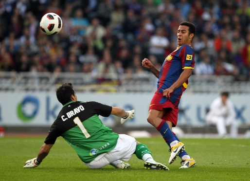 "Thiago: ""We came out too relaxed"""
