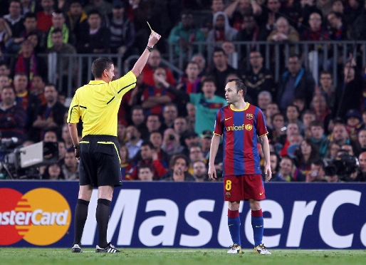 Club to appeal proposed Iniesta ban