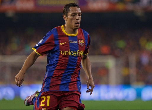 Adriano out for four weeks