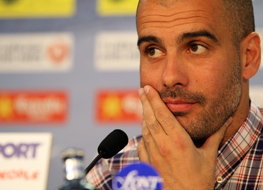 "Guardiola: ""We can't afford to drop points against Almeria"""