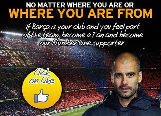 Do you want to be Barça's Biggest Fan on Facebook?