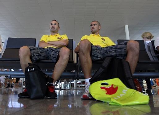الجرذان تتسبب في تأخر طائرة برشلونة لمدة ساعة كاملة
