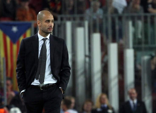 Josep Guardiola gets to 200 games