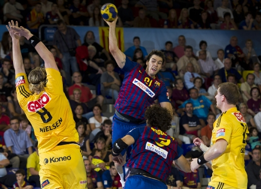 Barça Intersport extend perfect record (36-24)