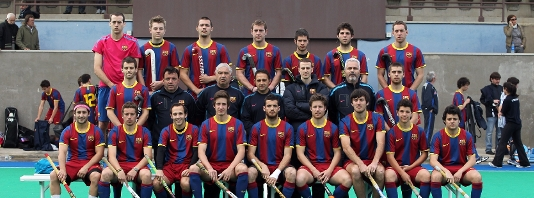 Image Result For Futbol Club Barcelona Hockey